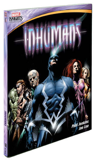 Inhumans Motion Comic